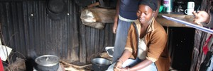 Efficient Cook Stoves, Kenya, Africa